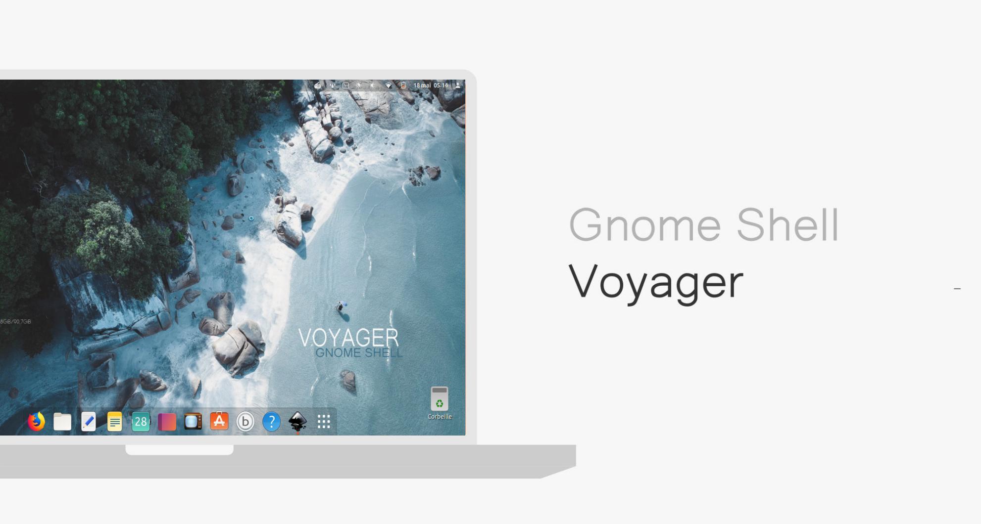 Voyager GE 19 04